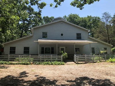 El Dorado Springs Single Family Home For Sale: Tbd County Rd