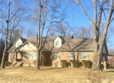El Dorado Springs Single Family Home For Sale: 209 E Carman Rd