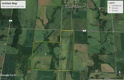 Vernon County Residential Lots & Land For Sale: 400rd