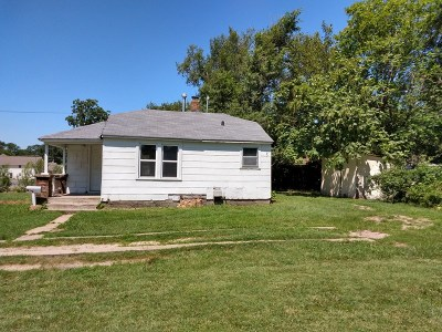 Lamar Single Family Home For Sale: 404 E 12th Street