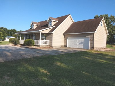 Lamar Single Family Home For Sale: 401 SE 53rd Lane
