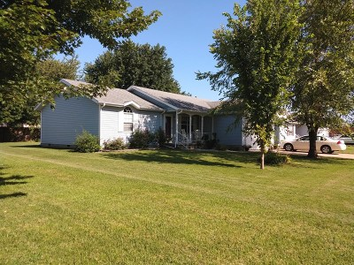 Lamar Single Family Home For Sale: 1908 William Court