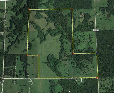 Vernon County Residential Lots & Land For Sale: Waldo Rd