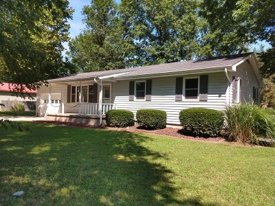 Lamar Single Family Home For Sale: 1204 College