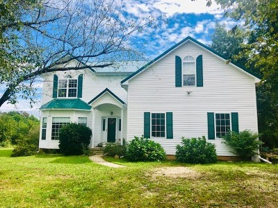 Lamar Single Family Home For Sale: 272 NW 36th Lane