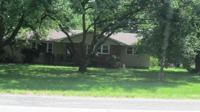 El Dorado Springs Single Family Home For Sale: 1601 S Hwy 32