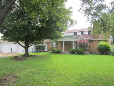Lamar Single Family Home For Sale: 120 NE 1st Ln