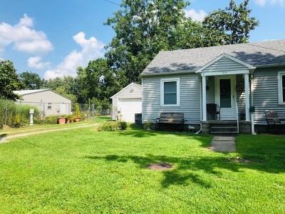 El Dorado Springs Single Family Home For Sale: 509 N Jackson
