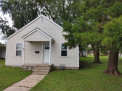 Lamar Single Family Home For Sale: 602 Maple