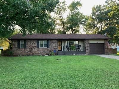 El Dorado Springs Single Family Home For Sale: 1508 S Hwy 32
