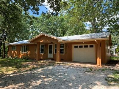 El Dorado Springs Single Family Home For Sale: 1702 S Phillips