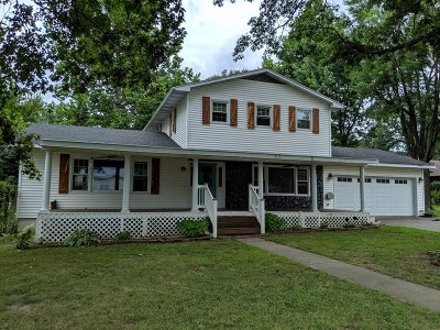 Single Family Home For Sale: 400 White Oak Drive