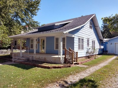 Lamar Single Family Home For Sale: 702 Grand