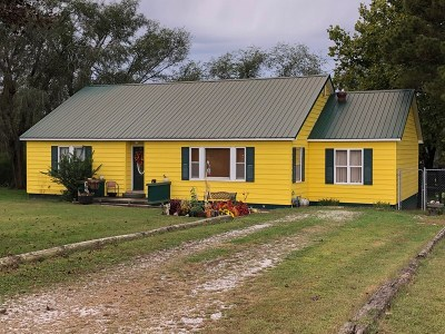 Single Family Home For Sale: 7990 S Hwy 32