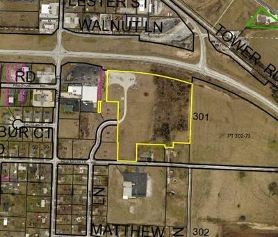 Willard Residential Lots & Land For Sale: 500 East Us Hwy 160
