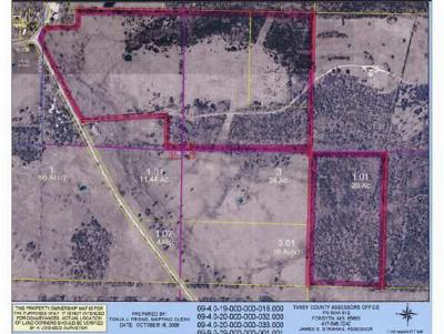 Kirbyville Residential Lots & Land For Sale: 76 East 76 Hwy & K Highway