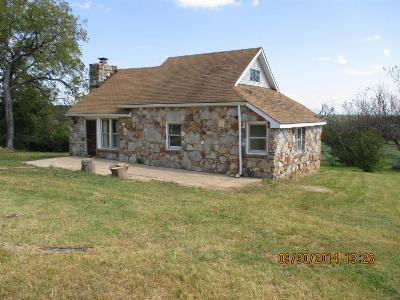 Wheatland Single Family Home For Sale: Route 1 Box 1496 E
