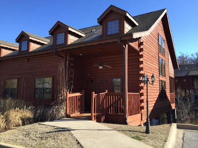 The Cabins At Grand Mountain Condo/Townhouse For Sale: 111 Grand Mtn Avenue #2