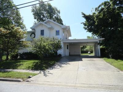 Bolivar Single Family Home Active w/Contingency: 106 West Walnut Street