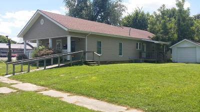 Aurora Single Family Home For Sale: 308 West Church Street