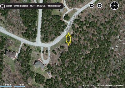 Residential Lots & Land For Sale: Lot 3 Mills Hollow Road