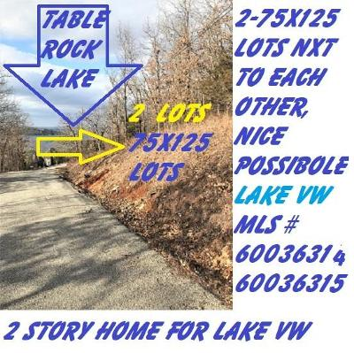 Ozark Paradise Village Residential Lots & Land For Sale: 218 Lakecrest Drive