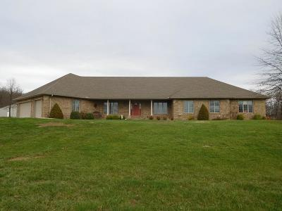 Bolivar Farm For Sale: 3850 South 155th Road