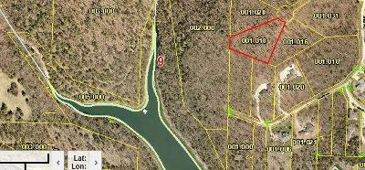 Stone County, Taney County Residential Lots & Land For Sale: Lot 6 Whispering Hill Drive