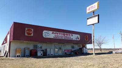 Webster County Commercial For Sale: 73 Hwy W