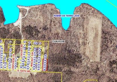 Polk County Residential Lots & Land For Sale: Lots 16, 21, 22, 27&28 Of Shady Acres