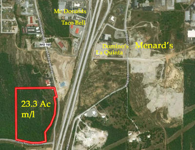 Hollister Residential Lots & Land For Sale: Tbd State Highway 165