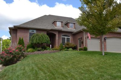 Forsyth Single Family Home For Sale: 140 Elmwood Court