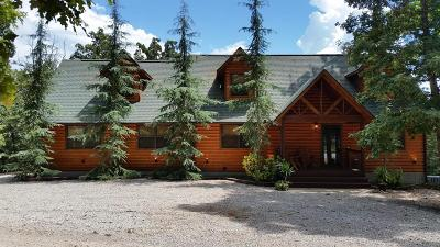 Eagle Rock Single Family Home For Sale: 29931 State Highway 86
