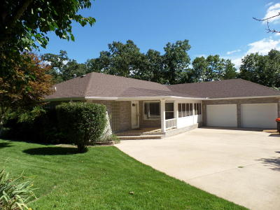 Stone County, Taney County Single Family Home For Sale: 735 Edgewater Estates