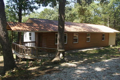 Shell Knob Single Family Home For Sale: 5245 State Hwy. 39
