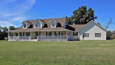 Forsyth Single Family Home For Sale: 191 Cedar Brook Estates Drive