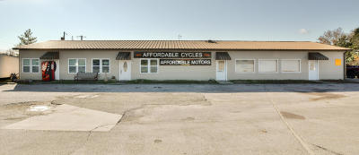 Kirbyville Commercial For Sale: 6992 East State Highway 76
