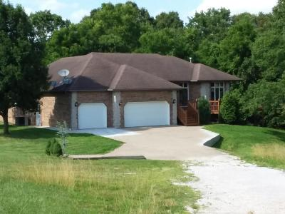 Springfield Single Family Home For Sale: 720 North State Highway 125
