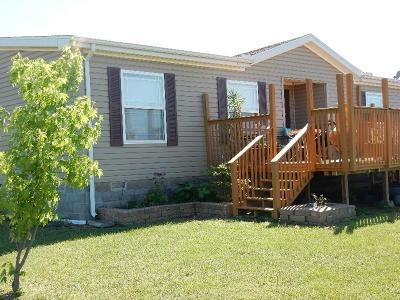 Monett Single Family Home For Sale: 22026 Lawrence 1087
