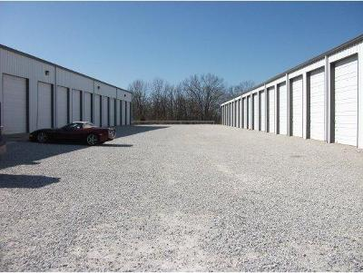 Stone County Commercial For Sale: 19917 St. Hwy 413