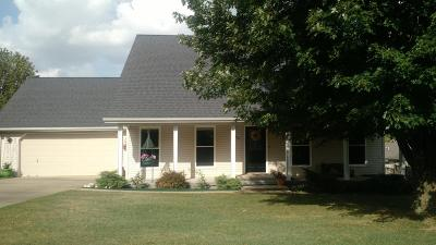Bolivar Single Family Home For Sale: 880 North Redel Place