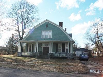 Monett Single Family Home For Sale: 912 Frisco Street