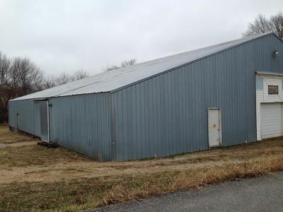 Cedar County Commercial For Sale: 113 South Vine Street