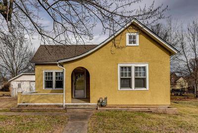 Mt Vernon Single Family Home For Sale: 422 East Sloan Street