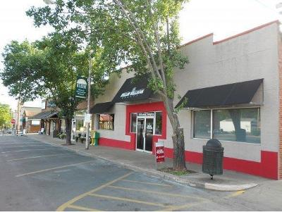 Commercial For Sale: 114-120 North North Commercial Street
