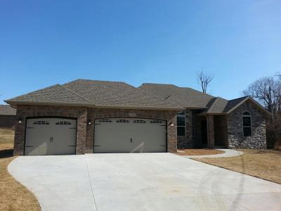 Springfield Single Family Home For Sale: 3400 East Hoke Drive