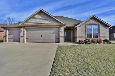 Hollister MO Single Family Home For Sale: $233,900