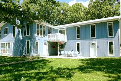 Marshfield Single Family Home For Sale: 1371 Plank School Road