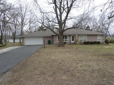 Osceola Single Family Home For Sale: 370 Warsaw Road