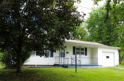 Bolivar Single Family Home For Sale: 409 East Freeman Street